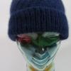 Spiral Rib Hat, folded brim