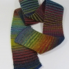 Jared Flood Noro Striped Scarf
