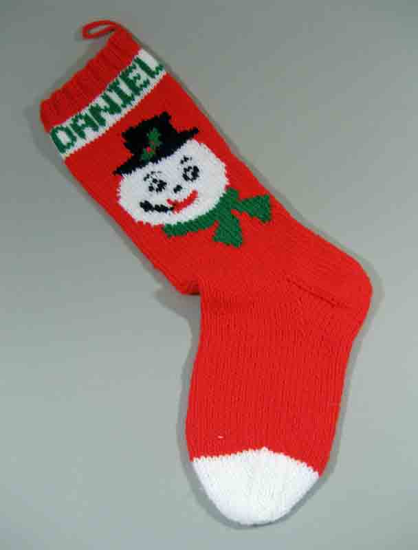 Mary Maxims Christmas Stockings Long Lake Yarns