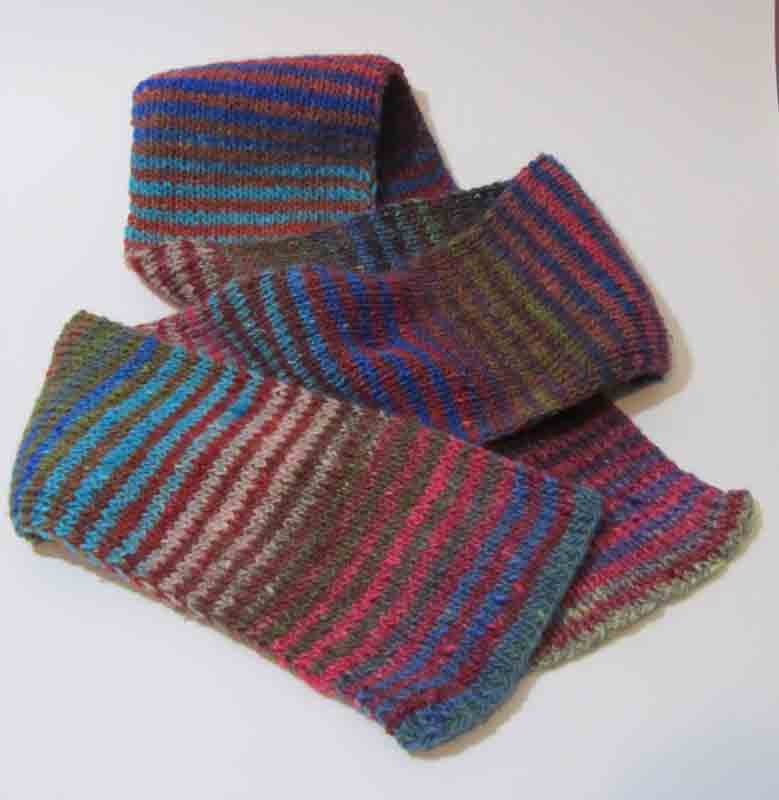 Noro two-skein scarf | Long Lake Yarns