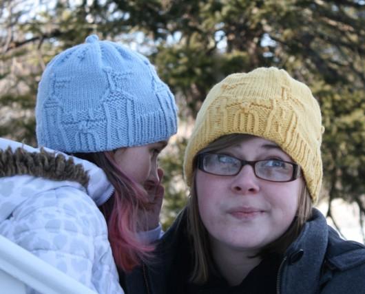 Castle hat photo whispering