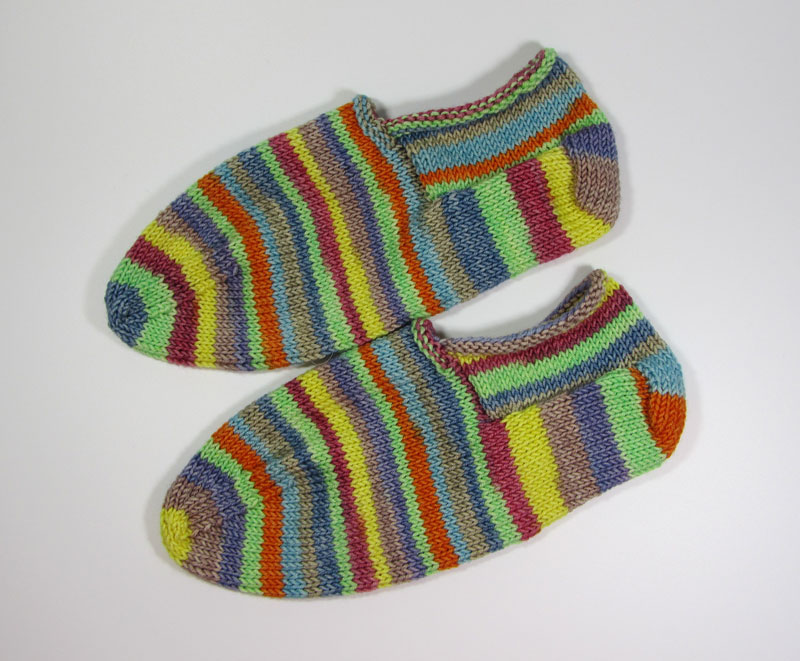 Turkish Bedsocks | Long Lake Yarns